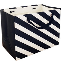 #BXY673 Black and white style Gift Bag