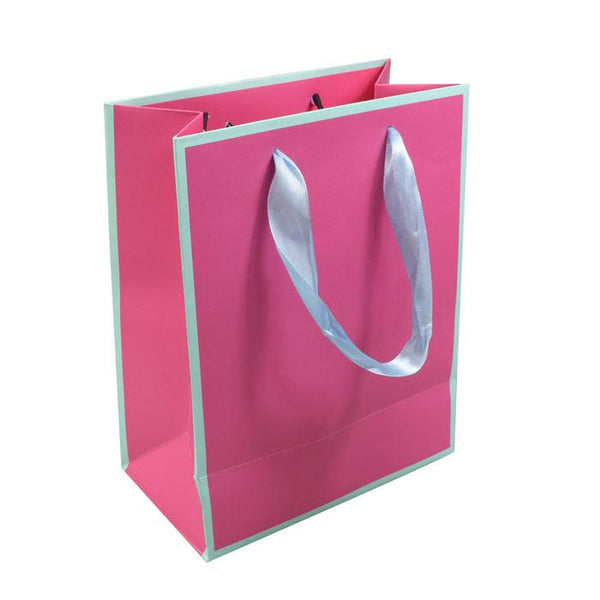 Two Toned Gift Tote Bags | Nile Corp