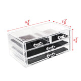 Acrylic Makeup Storage Box | Nile Corp