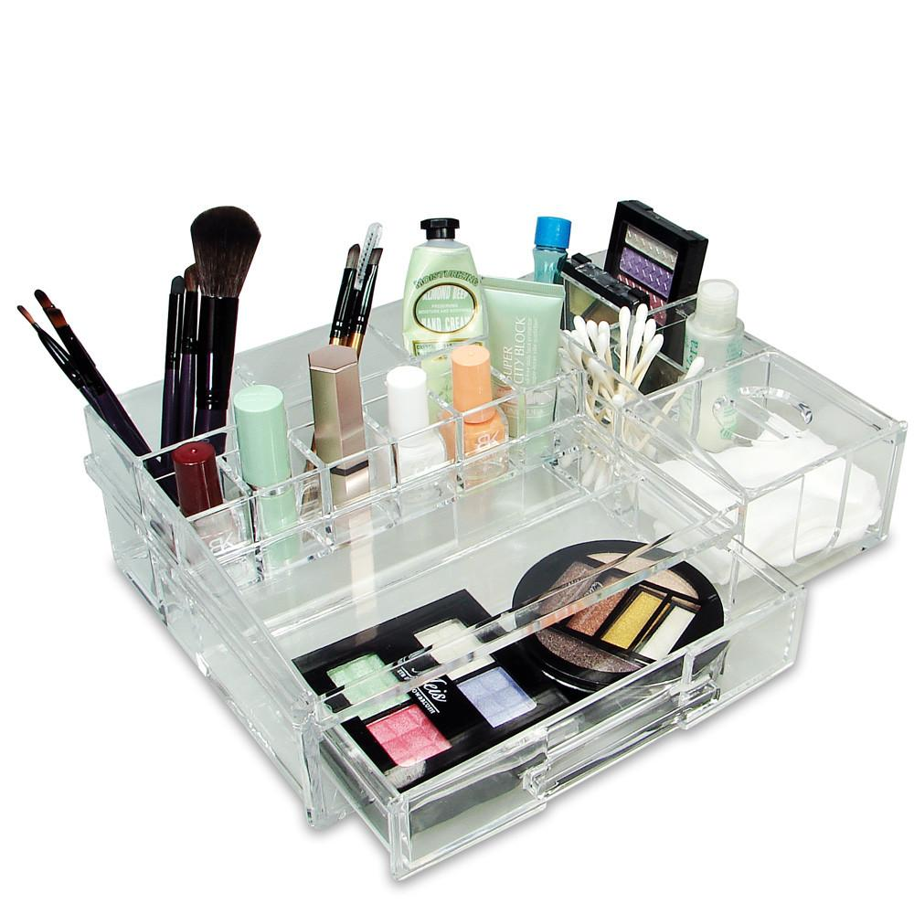Luxury Acrylic Cosmetic Makeup Organizer -Nile Corp