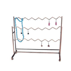 Metal Wire Earring Display-Nile Corp