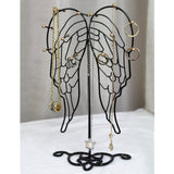 #COP3681WH Metal Jewelry Display Jewelry Stand Hanger Organizer