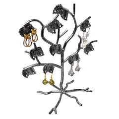 #COP3732 Metal Tree Shaped Earring Display Stand