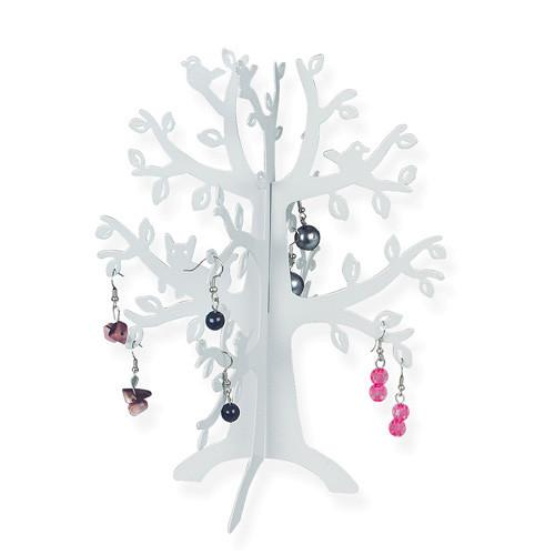 Metal Tree Shaped Earring Display Stand | Nile Corp