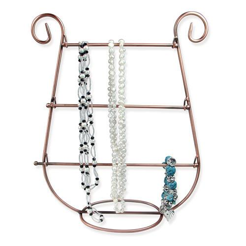 Harp Jewelry Wire Display-Nile Corp