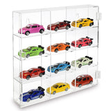 #COT1734 Mountable 12 Compartments Display Case Cabinet Stand | Nile Corp