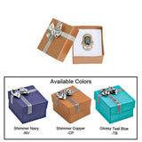 Bow Tie Ring Box-Nile Corp