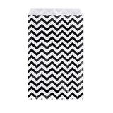 Chevron Printed Paper Gift Bags | Nile Corp