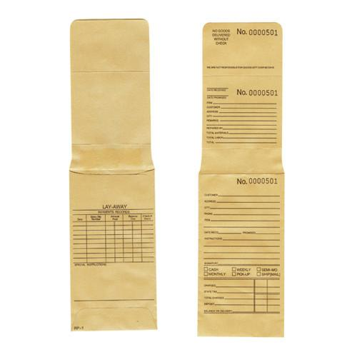 Three-Part Repair Envelopes-Nile Corp