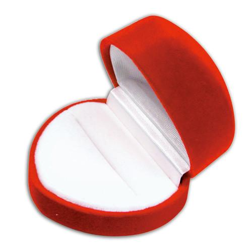 Small Heart Ring Boxes -Nile Corp