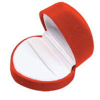 Large Heart Ring Boxes-Nile Corp