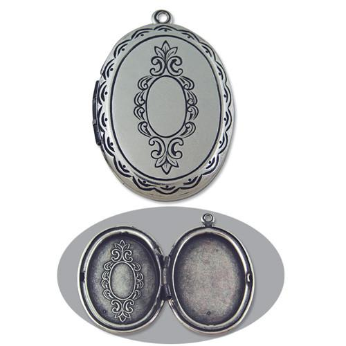 Oval Locket-Nile Corp