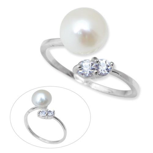 Fresh Water Cultured Pearl Ring-Nile Corp