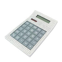 #GIF-9476CRYSAB Bling Bling Gorgeous Crystal Calculator