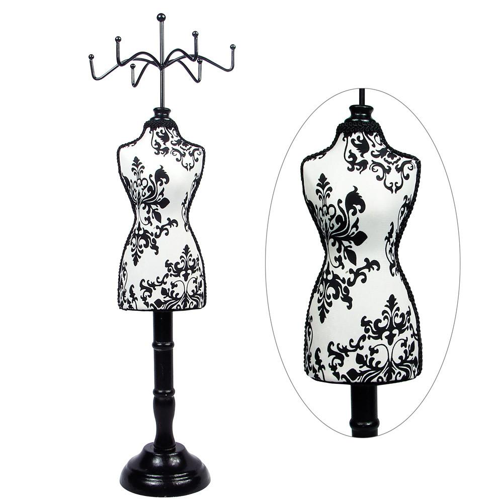 Fabric Covered Mini Mannequin-Nile Corp