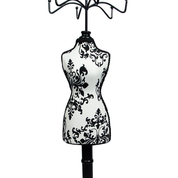 Fabric Covered Mini Mannequin Display | Nile Corp