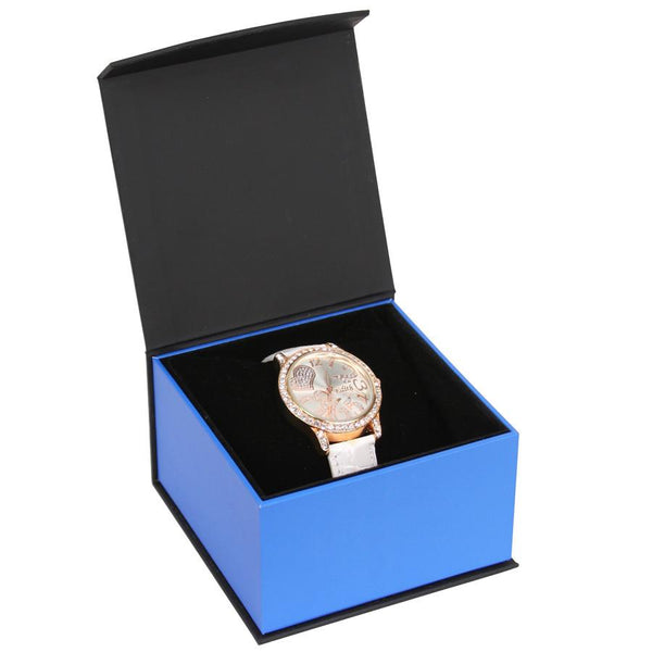 Deluxe Paper Watch Box-Nile Corp