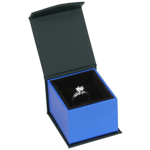 Deluxe Paper Ring Box-Nile Corp