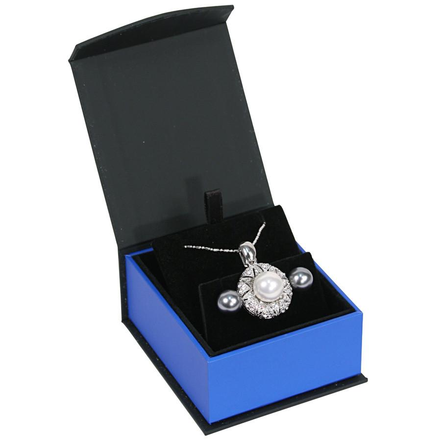 Deluxe Paper Earring/Pendent Box-Nile Corp