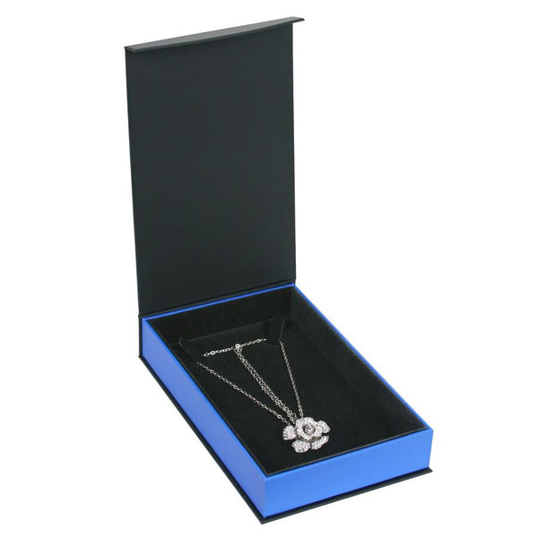 Deluxe Paper Necklace Box-Nile Corp