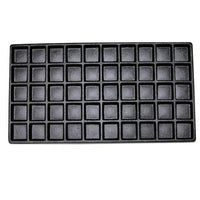 50 Compartment Plastic Tray Liner-Nile Corp