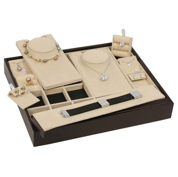 Multi Function Stackable Jewelry Tray -Nile Corp