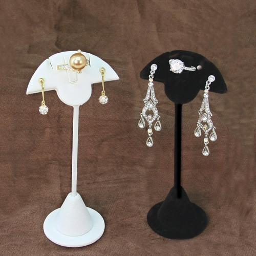Beige Earring/Ring Stand-Nile Corp