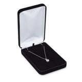#YN7 Velvet Necklace Box