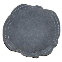 Leather Bench Block Sand Pad 5'' Round-Nile Corp