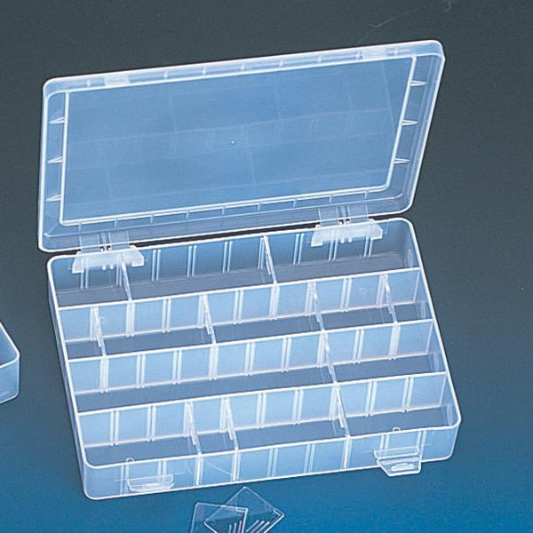 Frosted Plastic Storage box-Nile Corp