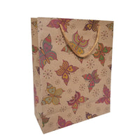 Kraft Paper Gift Bag | Nile Corp