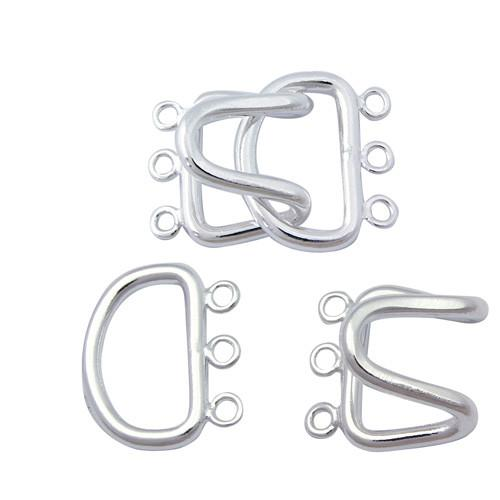 Brass Hook Clasp-Nile Corp