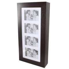 Picture Frame Jewelry Armoire Cosmetic Storage-Nile Corp