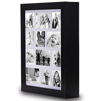 Wooden Wall Mounted Jewelry Storage Cabine with Photo Frame | Nile Corp