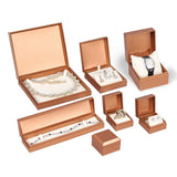 Deluxe Copper Paper Ring Box | Nile Corp