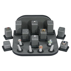 Jewelry Display Set (18-Pcs)-Nile Corp