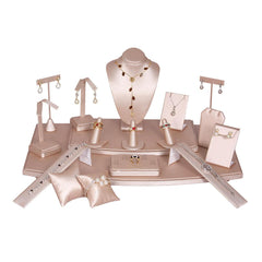 Champagne Jewelry Display Set | Nile Corp