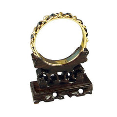 Wooden Bangle Stand-Nile Corp