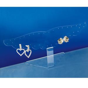 Acrylic Earring Display Stand-Nile Corp