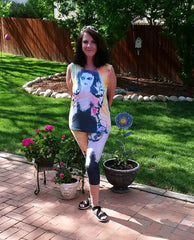 Mary D Loves Lillian B Arts & Fashion Yoga Wear