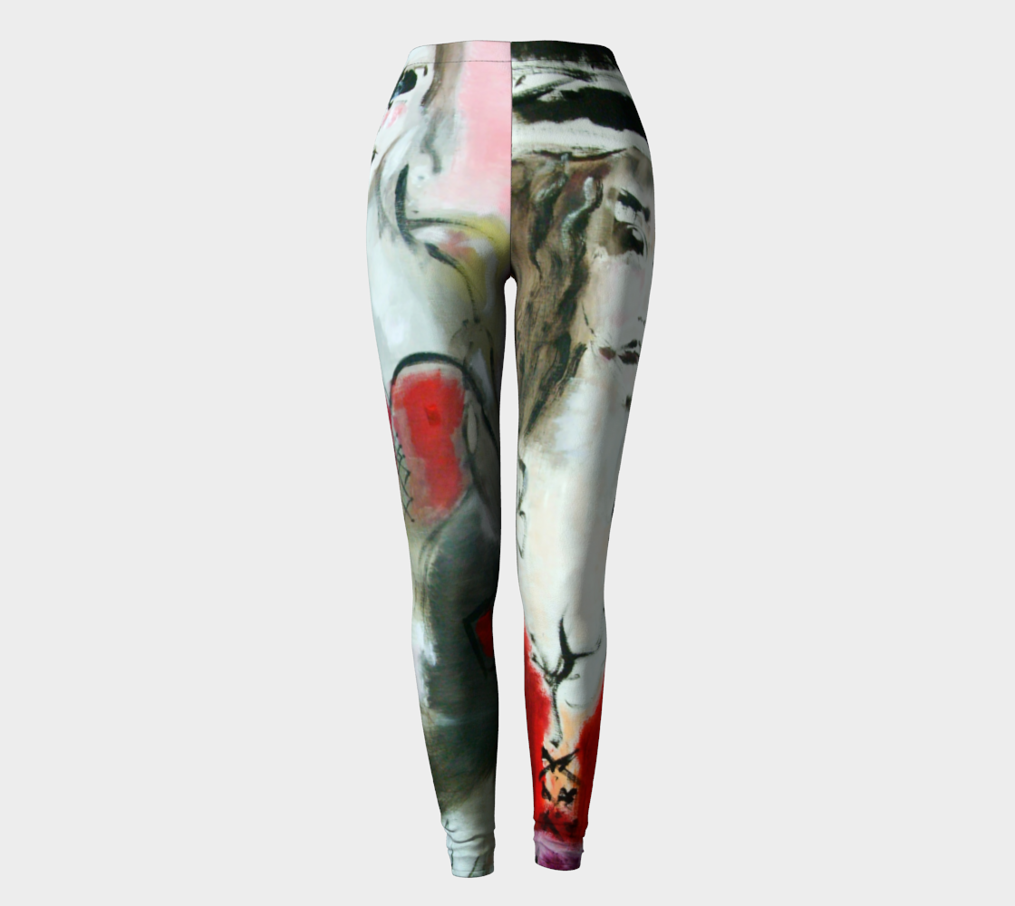 Art Walk Leggings - Francy Pants