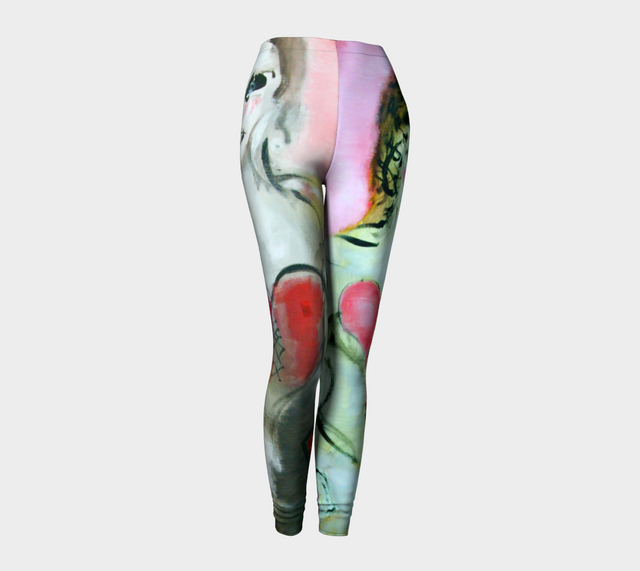 Sweethearts Art Wlak Leggings