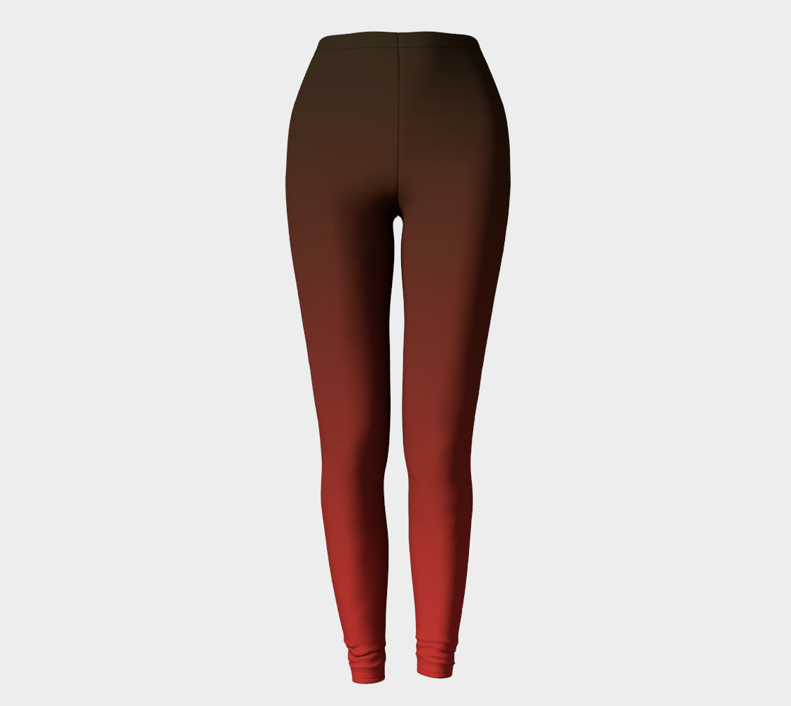 Art Walk Leggings  - Vignette