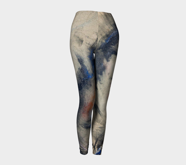 Au Musèe Art Walk Leggings