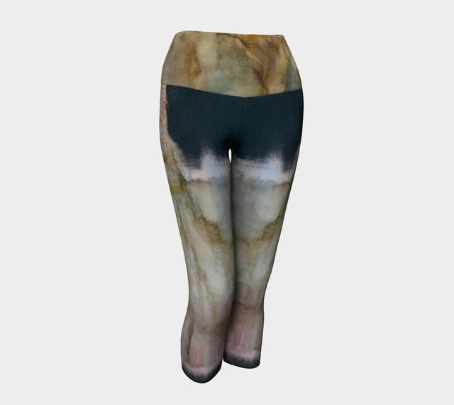 Earth Tones Yoga Capris