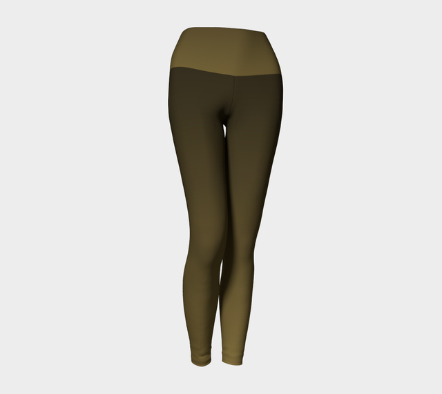 Olive Yoga Leggings