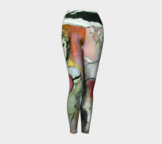 Figurines Yoga Leggings