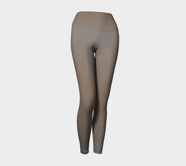 Dessert Blush Yoga Leggings