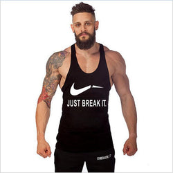 Just Break It FITNESS Tank Top