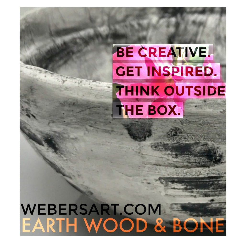 Webersart instagram, Earth Wood & Bone